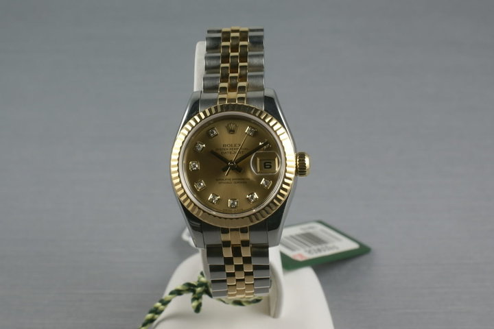 Ladies Rolex 179173 photo