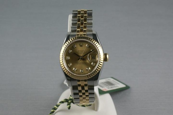 Ladies Rolex 179173 photo