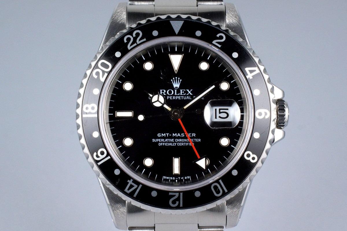 1995 Rolex GMT 16700 photo, #0