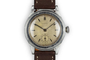 1940 Longines Calatrava 12.68Z With Extract From the Archives photo