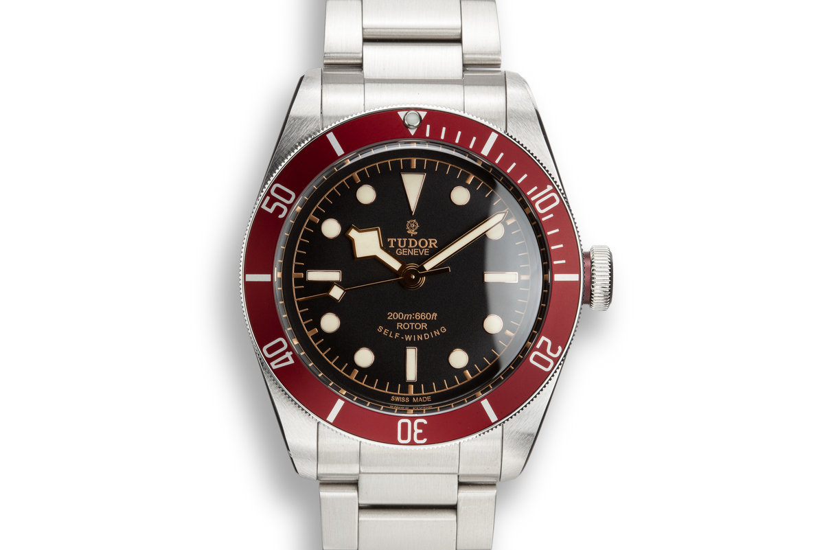 2016 Tudor Black Bay 79220 Red Bezel with Box and papers photo, #0