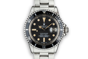 1972 Rolex Submariner 1680 photo