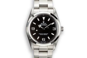 2001 Rolex Explorer 14270 photo