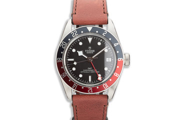 2020 Tudor Black Bay GMT 79830RB with Box & Card photo