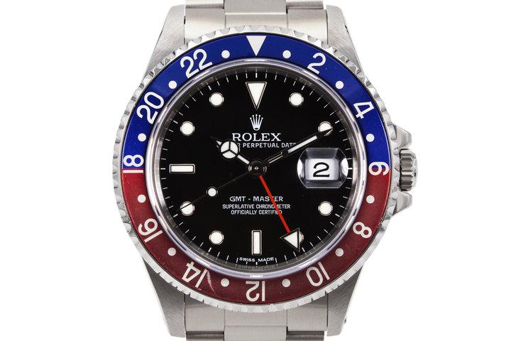 1990 Rolex GMT 16700 photo