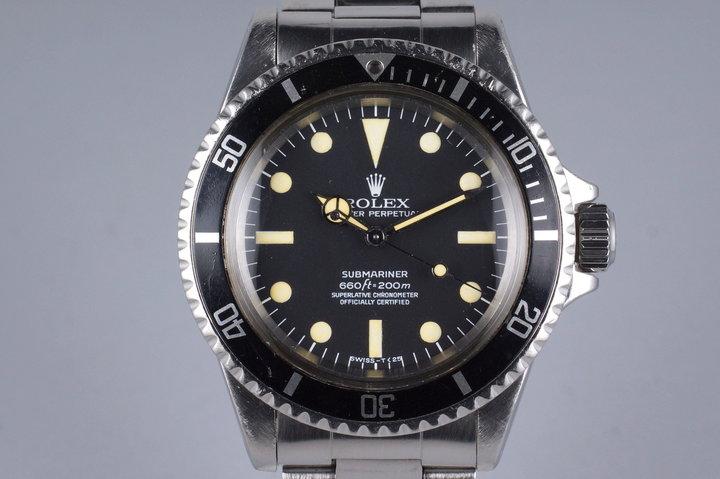 1979 Rolex Submariner 5512 photo