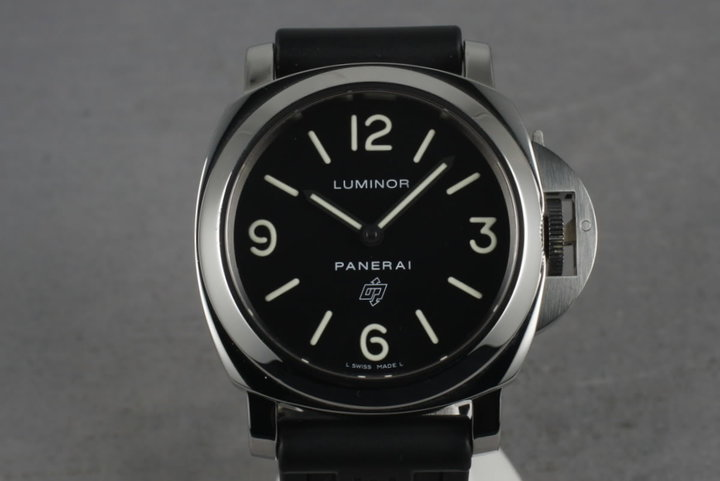 2009 Panerai Lumionor PAM0000 with Complete Box Set photo