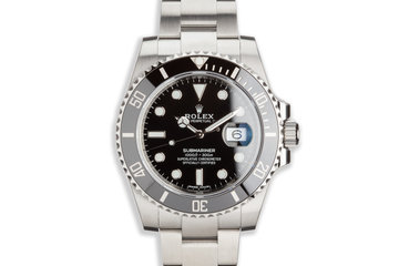 2019 Rolex Submariner 116610LN Full Set with Full Stickers photo