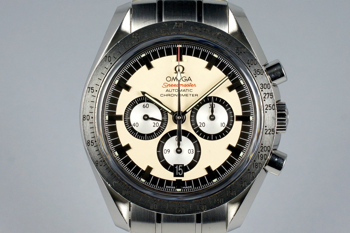2007 Omega Speedmaster 3506.31 Michael Schumacher photo, #0