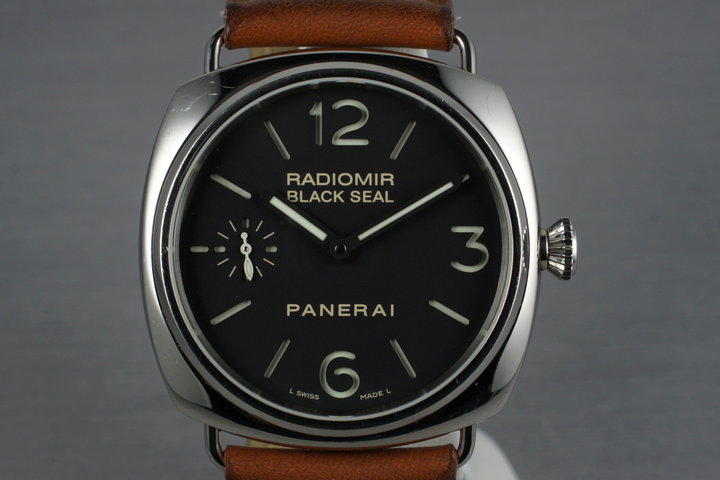 2005 Panerai Radomir PAM 183 with Box and Papers photo