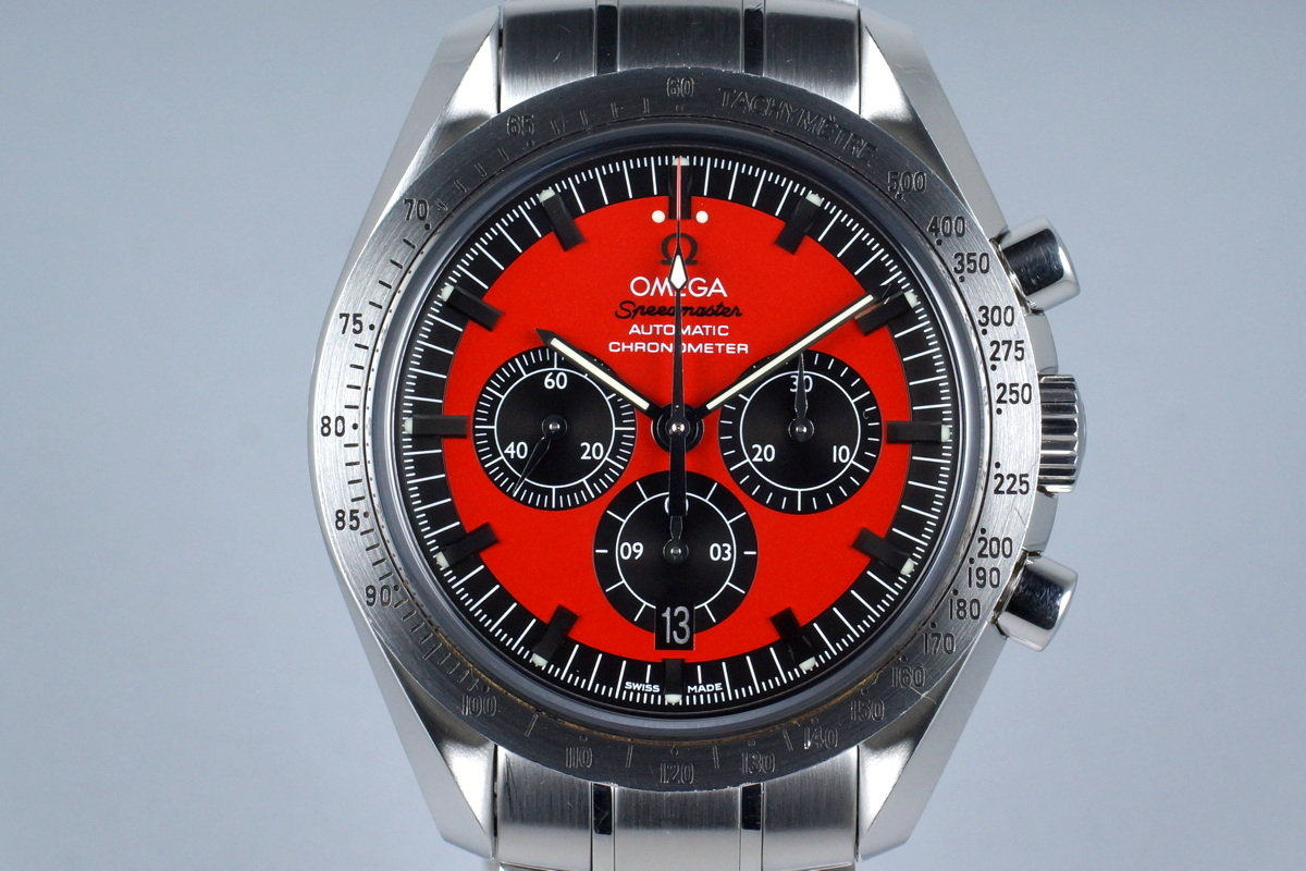 Omega Speedmaster 3506.61 Michael Schumacher 'Legend' photo, #0