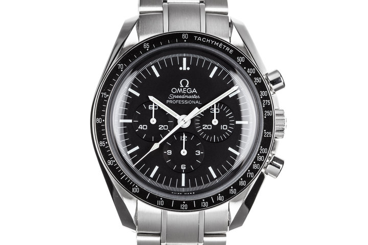 2017 Omega Speedmaster Professional 311.30.42.30.01.005 with Box and Papers photo
