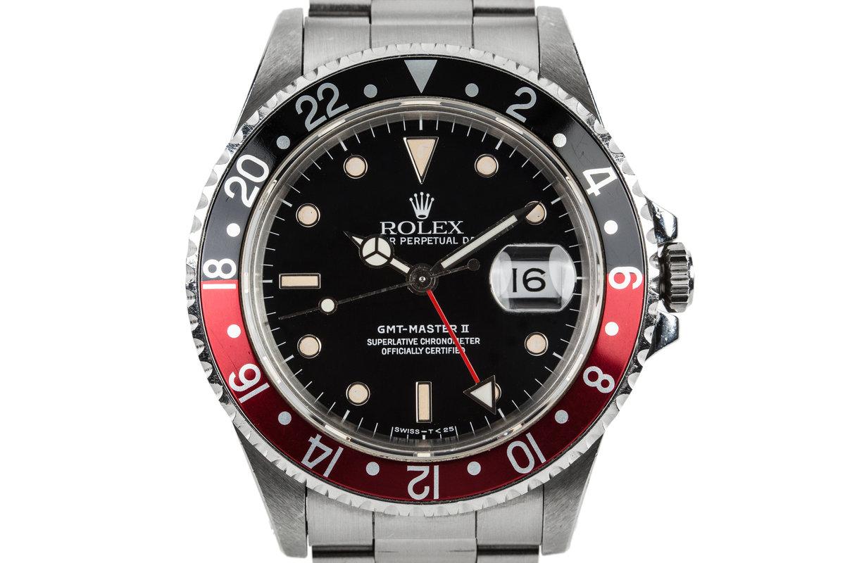 1990 Rolex GMT-Master II 16710 photo, #0