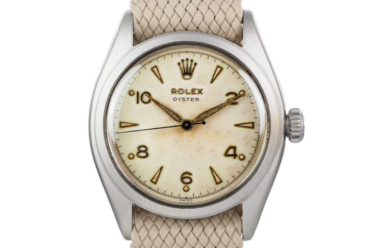 1953 Rolex Oyster 6022 photo, #0