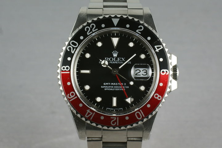 Rolex GMT 16760 Full Set photo