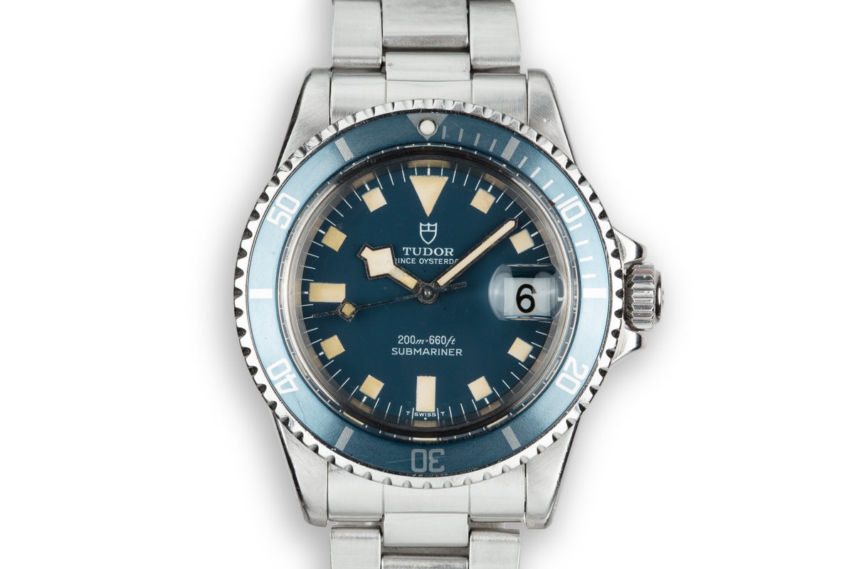 1976 Tudor Snowflake Submariner 7411/0 photo, #0