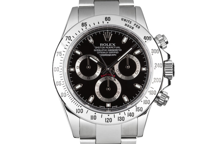 2015 Rolex Daytona 116520 with Box and Papers photo