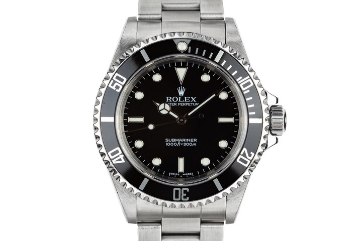 2005 Rolex Submariner 14060M photo
