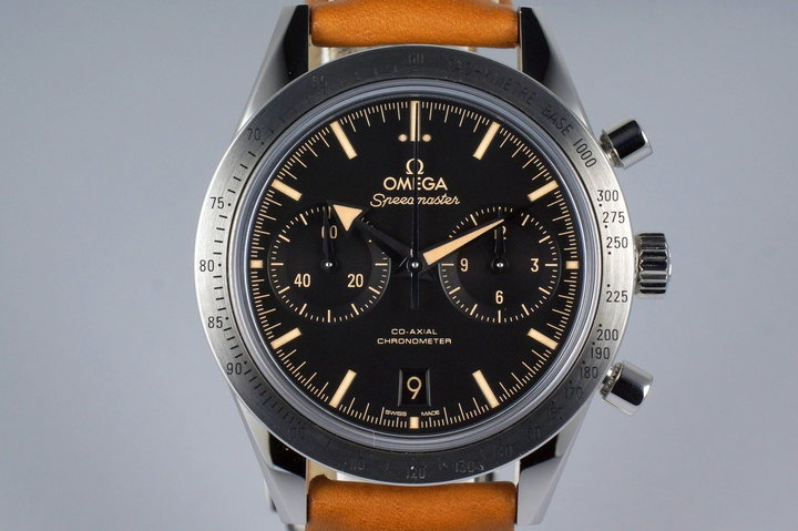 2016 Omega Speedmaster '57 331.12.42.51.01.002 with Box and Papers photo