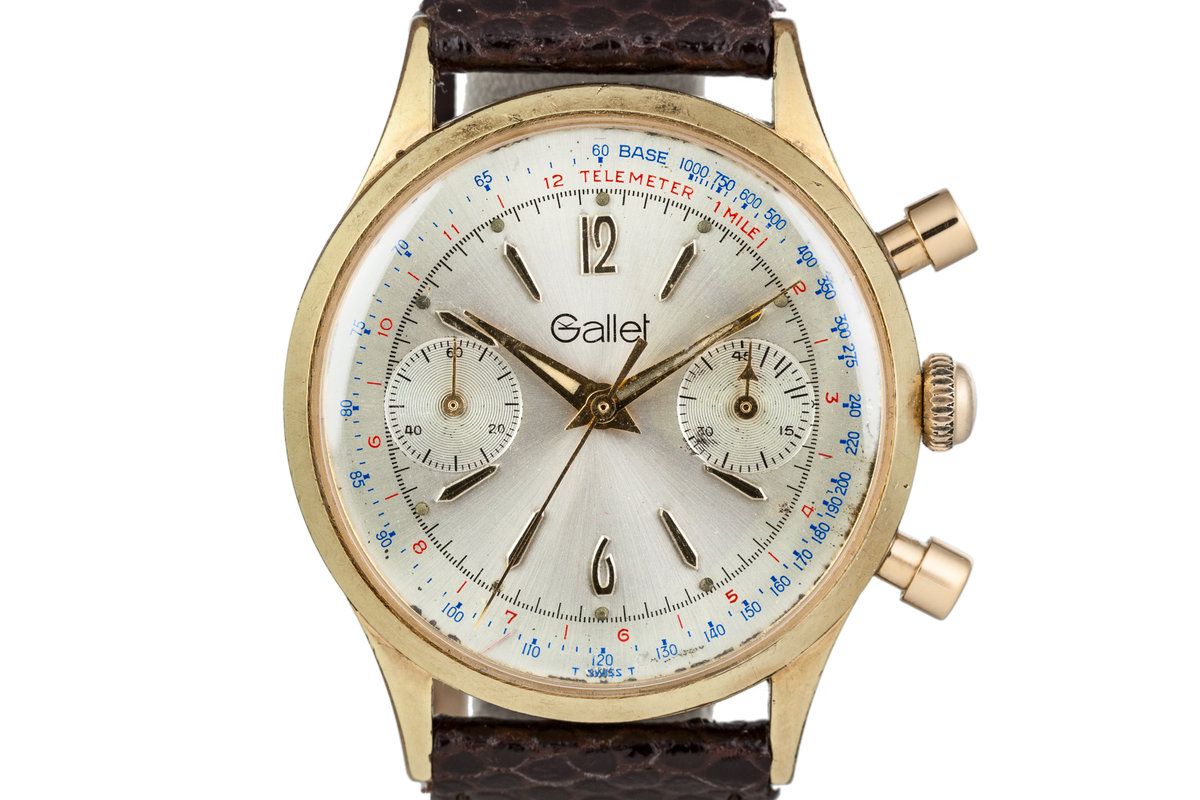 Gallet Chronograph photo, #0