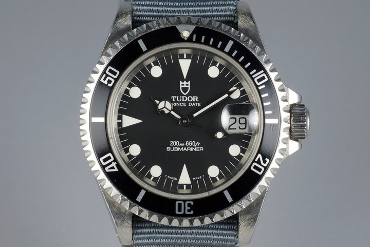 1996 Tudor Submariner 79190 photo