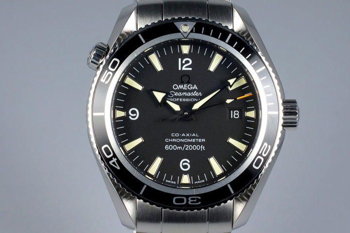 Late 2000's Omega Seamaster Planet Ocean 2201.50 photo