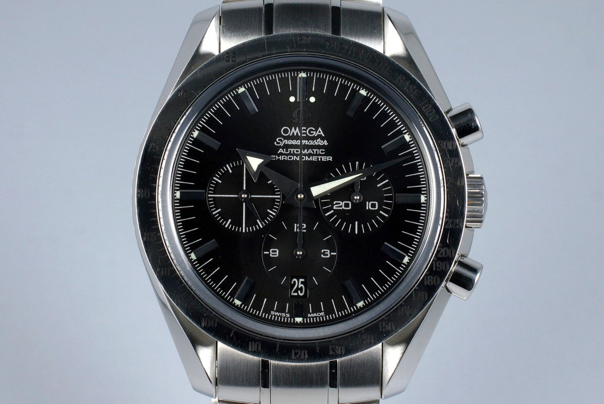 2006 Omega Speedmaster Broad Arrow Automatic 3551.50 Calibre: 3303 with Papers photo, #0
