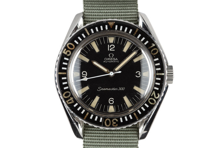 1967 Omega Seamaster 300 ST165.024 photo