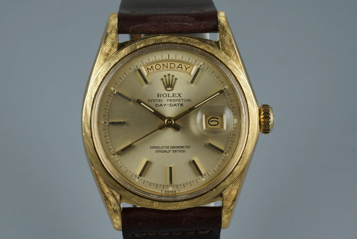 1970 Rolex YG Day-Date 1806 photo