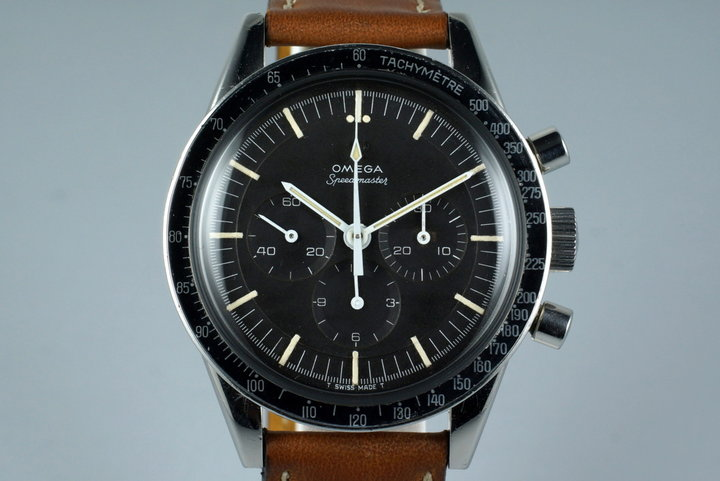 1965 Omega Speedmaster 'Ed White' 105.003 Pre-Moon 321 photo
