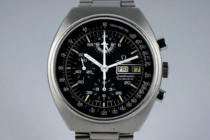 1975 Omega Speedmaster Mark 4.5 176.0012 photo
