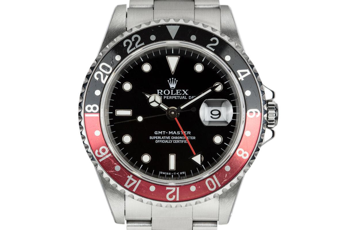 1997 Rolex GMT-Master 16700 photo, #0