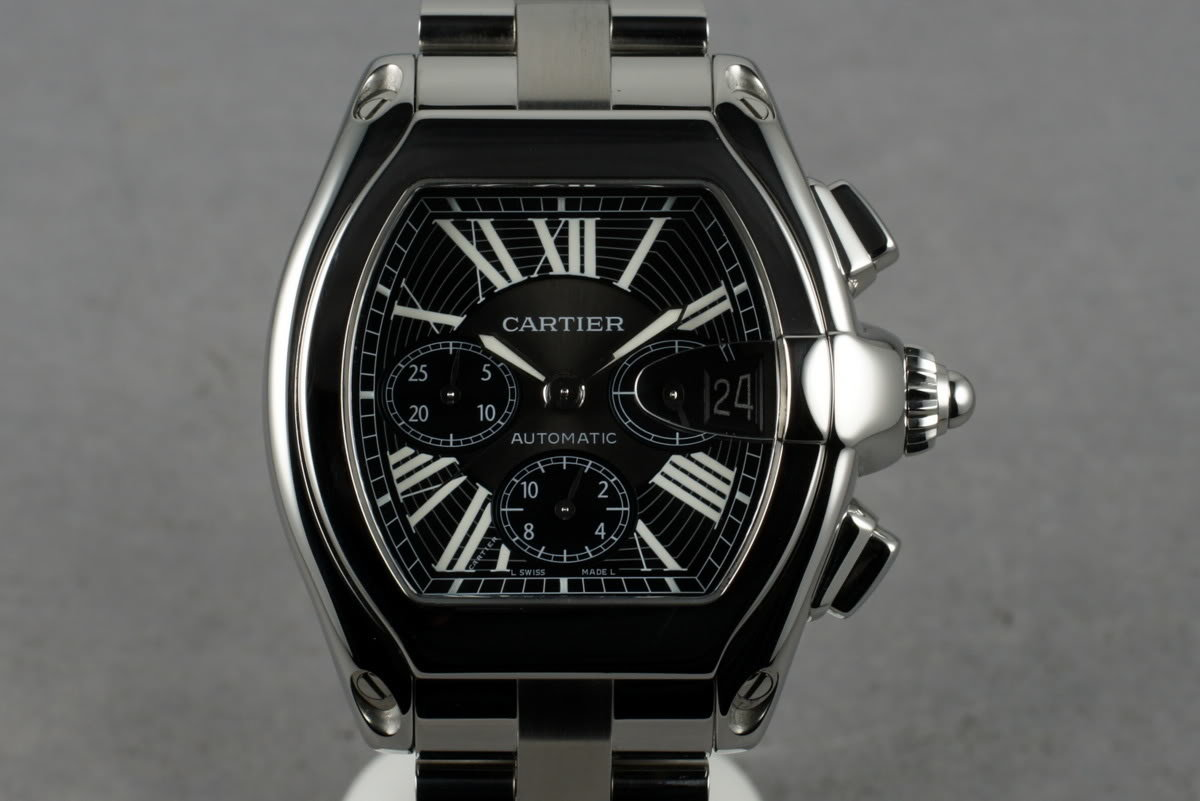 Cartier Roadster W62019X6 photo, #0