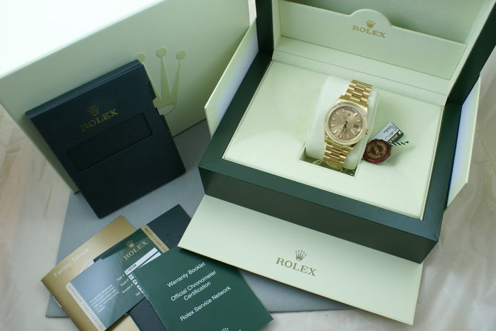 Rolex Day Date 118238 photo