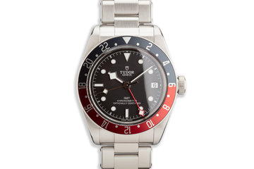 2019 Tudor Black Bay GMT 79830RB with Box and Card photo