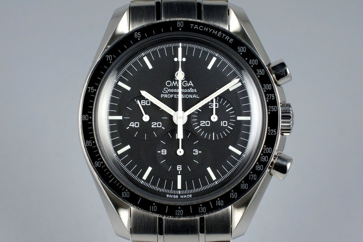 2011 Omega Speedmaster 3570.50 with Box and Papers photo