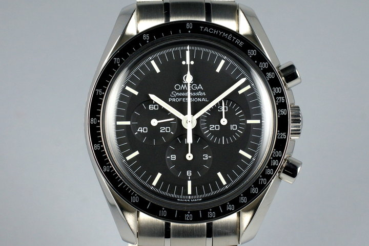 2000's Omega Speedmaster 3572.50 with Papers photo