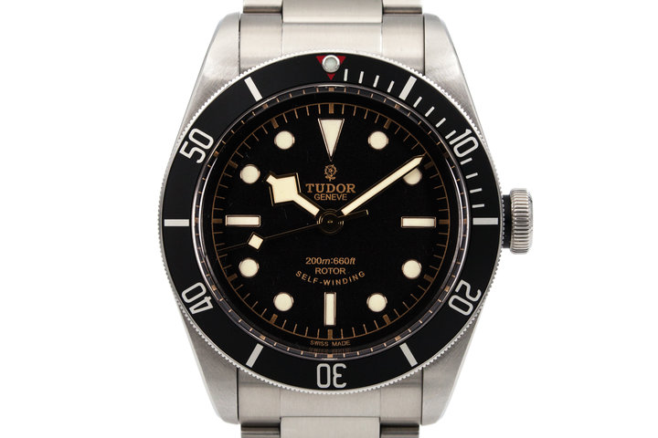 2016 Tudor Black Bay 79220N with Box and Papers photo