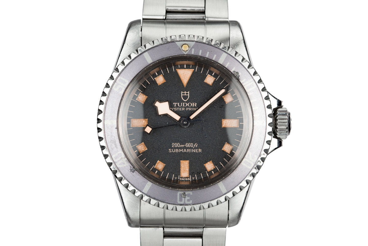 1972 Tudor 7016 Snowflake Submariner photo, #0