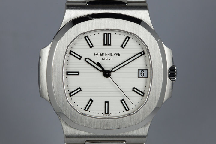 2016 Patek Philippe Nautilus 5711 with Box and Papers photo