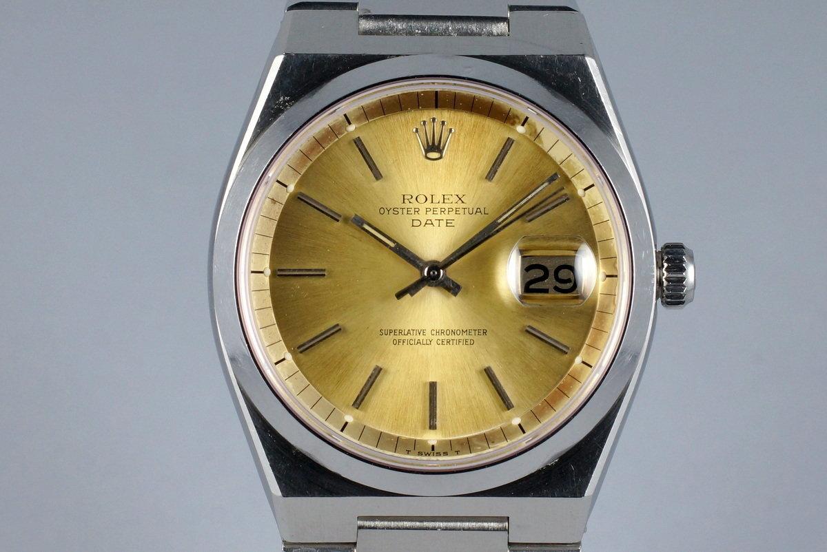 1978 Rolex Date 1530 photo, #0