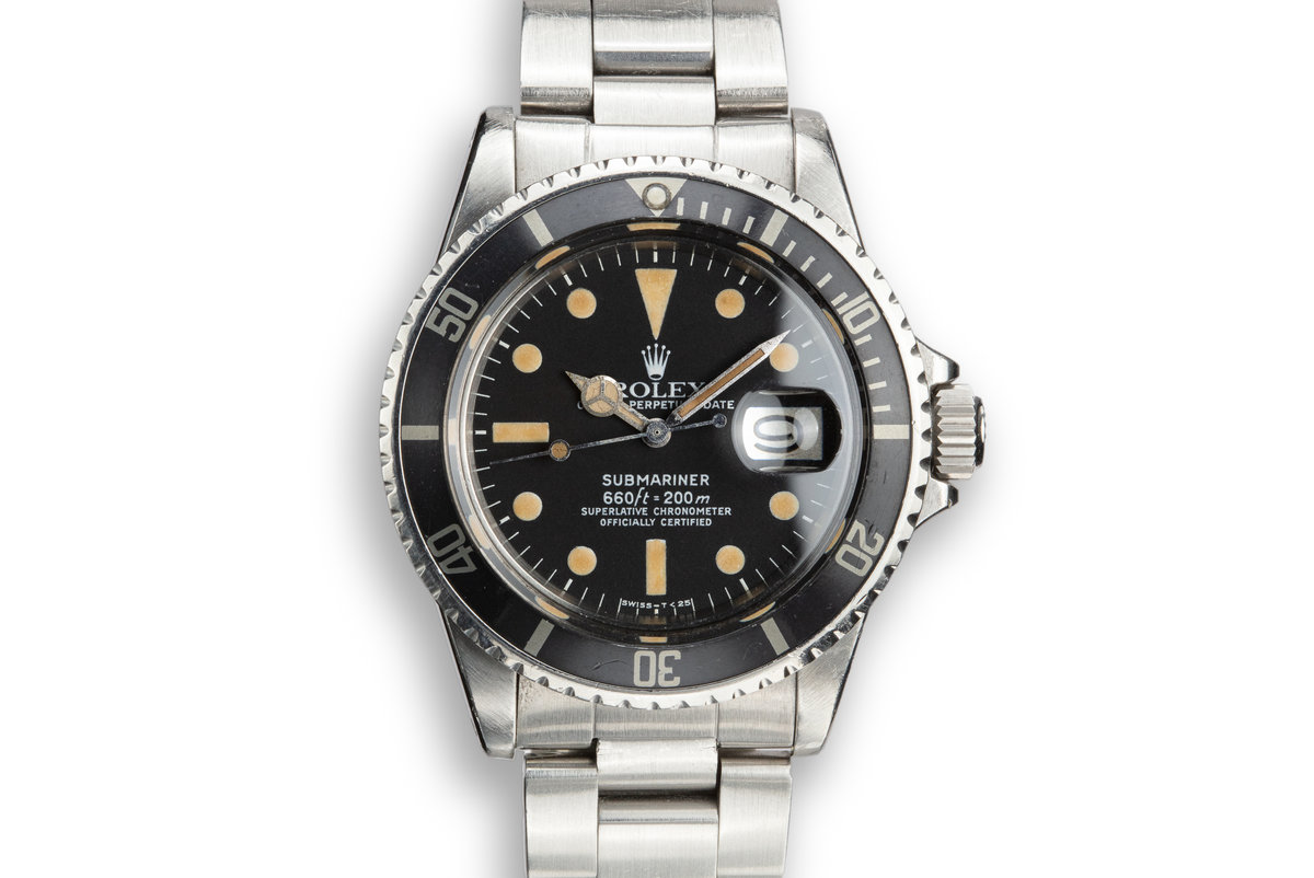 1977 Rolex Submariner 1680 photo, #0