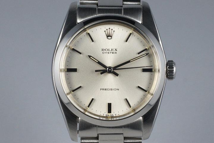 1982 Rolex Oyster Precision 6426 photo
