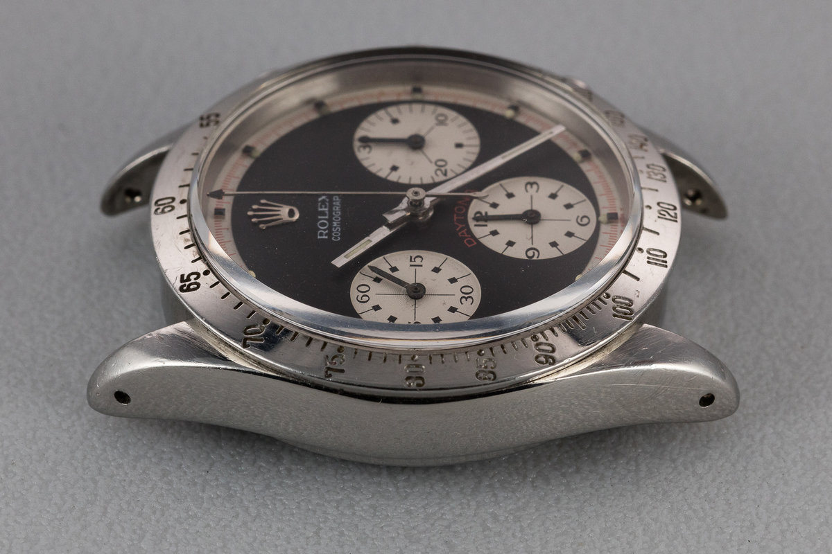 Hq Milton 1969 Vintage Rolex Paul Newman Daytona 6239 With
