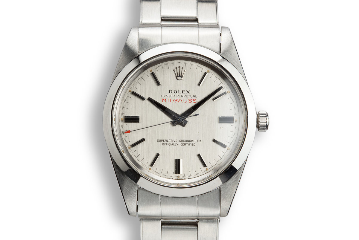 1967 Rolex Milgauss 1019 photo, #0