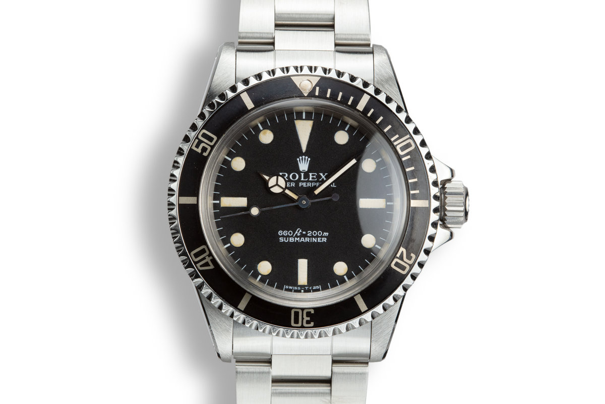 1972 Rolex Submariner 5513 photo, #0