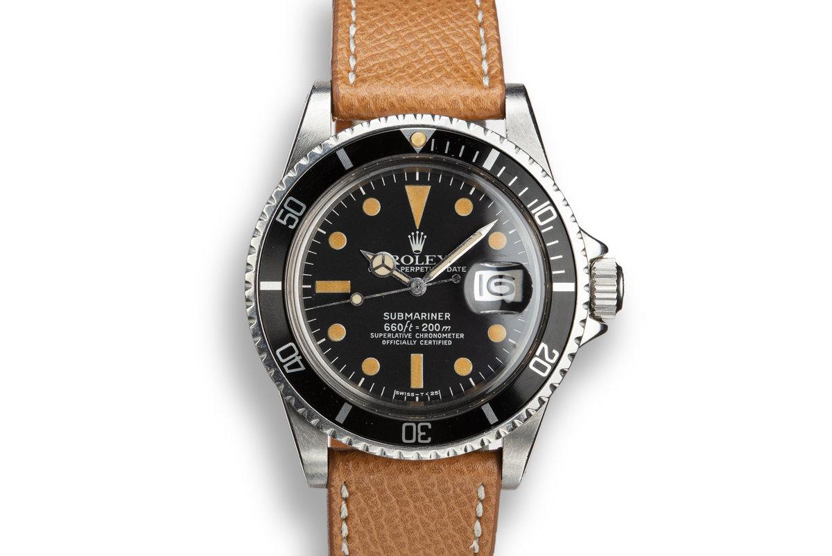 1976 Rolex Submariner 1680 photo, #0