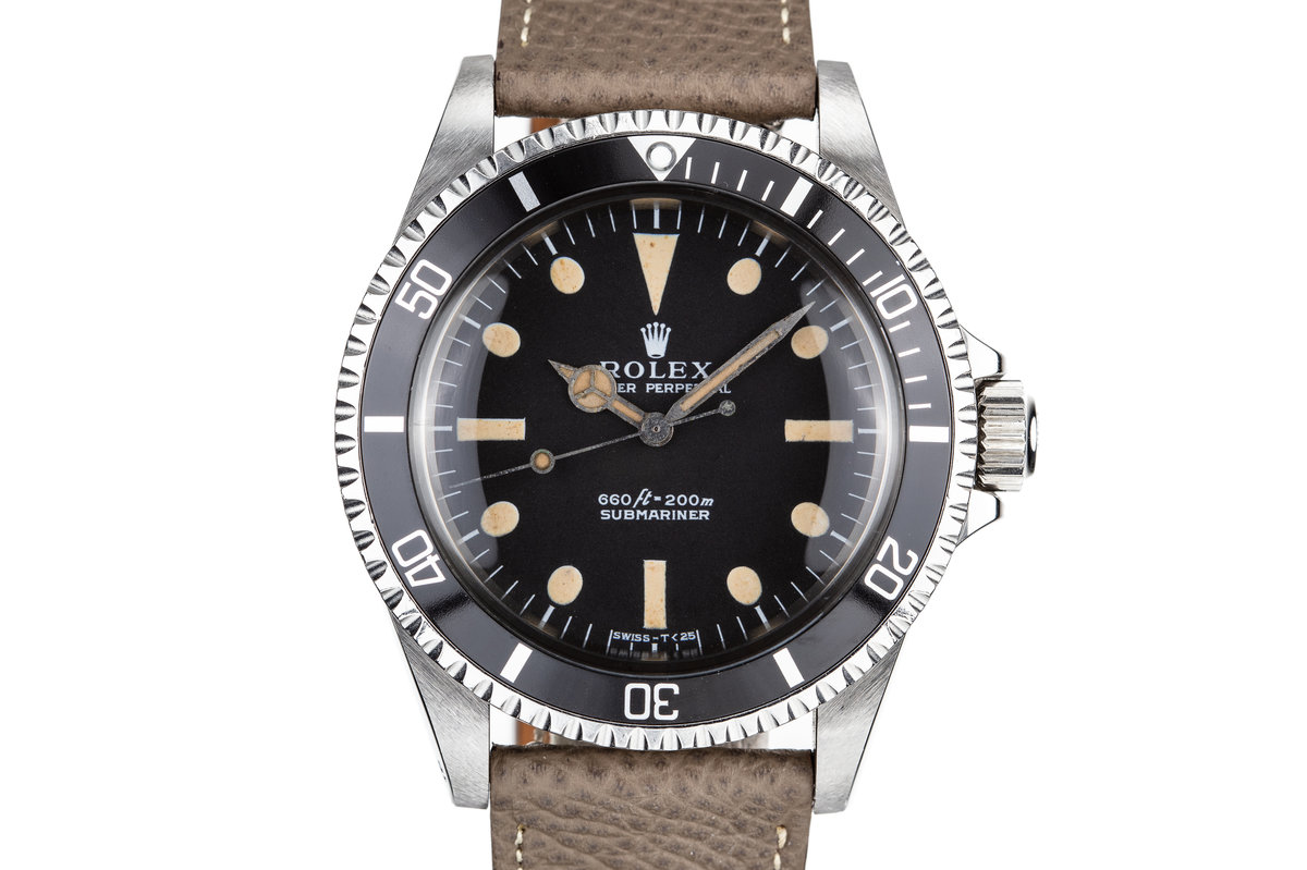 1976 Rolex Submariner 5513 photo, #0