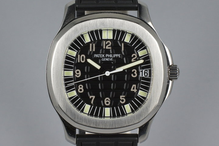 2004 Patek Philippe Aquanaut 5065A photo