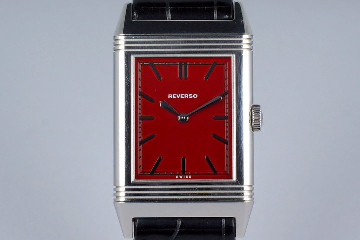 2012 Jaeger-LeCoultre Reverso Edition Special Rouge 277.8.62 with Box and Papers photo